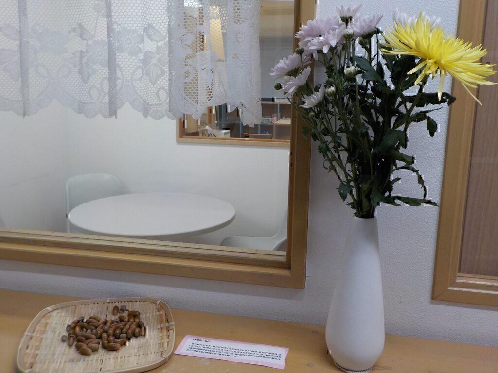 9月室内装飾『菊月』